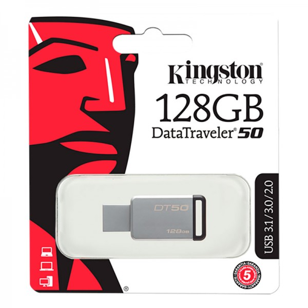 KINGSTON USB Nøgle 128 GB