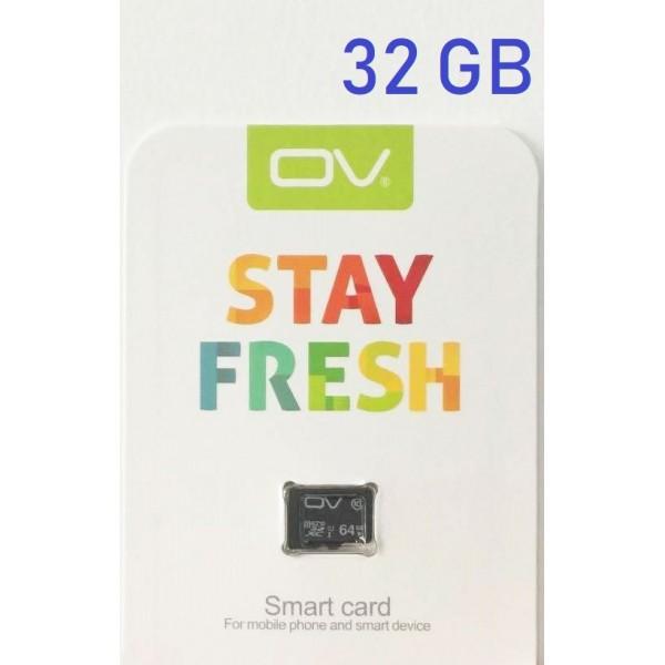 OV STAY FRESH microSD Hukomelseskort 32GB