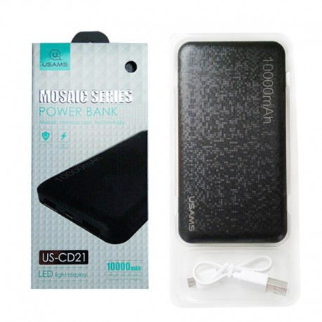 USAMS Mosaic Series Power Bank US-CD21