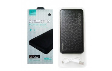 USAMS Mosaic Series Power Bank US-CD21 10000 mAh