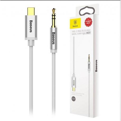 BASEUS Type-C til 3,5 Han Digital Audio Kabel