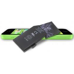 Udskiftning af iPhone 5C Batteri
