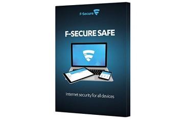 F-SECURE Safe Anti-Virus