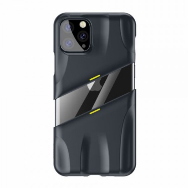 iPhone 11 PRO MAX BASEUS Let's go Series Protective Cover  - Grå