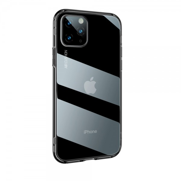 iPhone 11 PRO MAX BASEUS Drop-resistant TPU Cover - Gennemsigtig