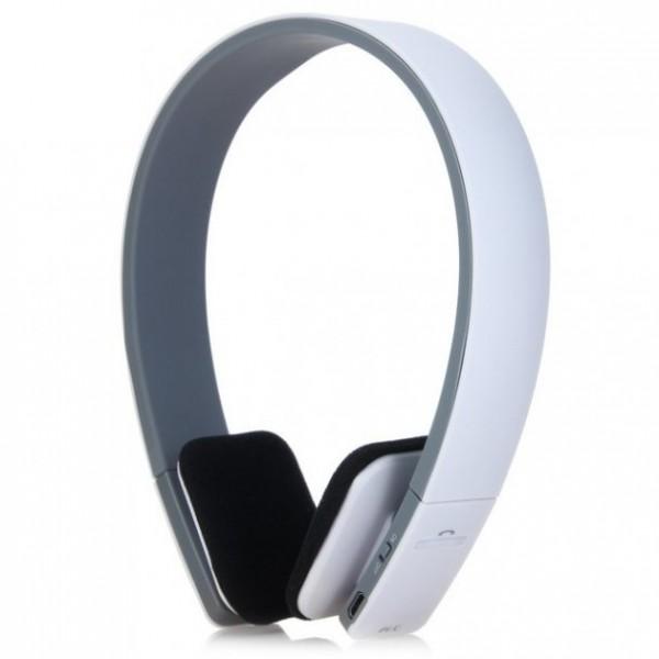 BQ-618 Trådløs Bluetooth V4.1 + EDR Headset - Hvid