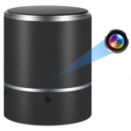 Trendphones Wi-Fi Spion Kamera - Indbygget i Bluetooth Højtaler