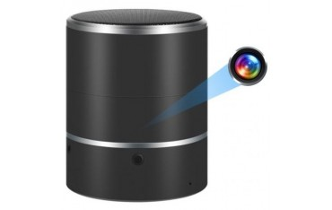 WB-724 Wi-Fi Spion Kamera - Indbygget i Bluetooth Højtaler
