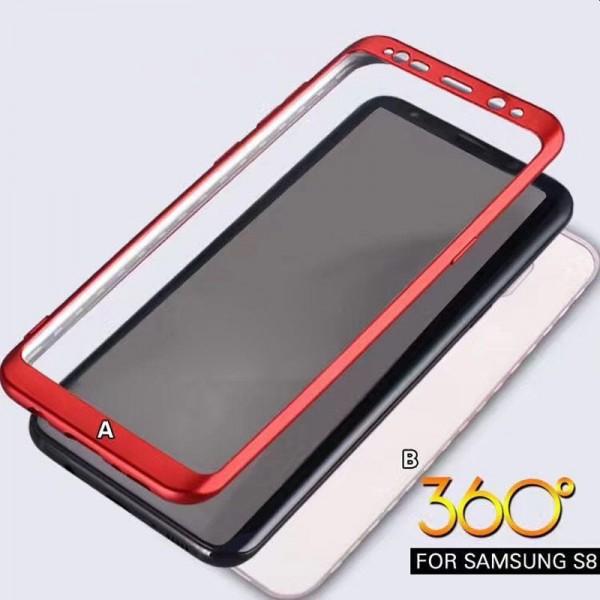 Samsung Galaxy S8  IMAK Ryd Blød Plastik Cover Gennemsigtig