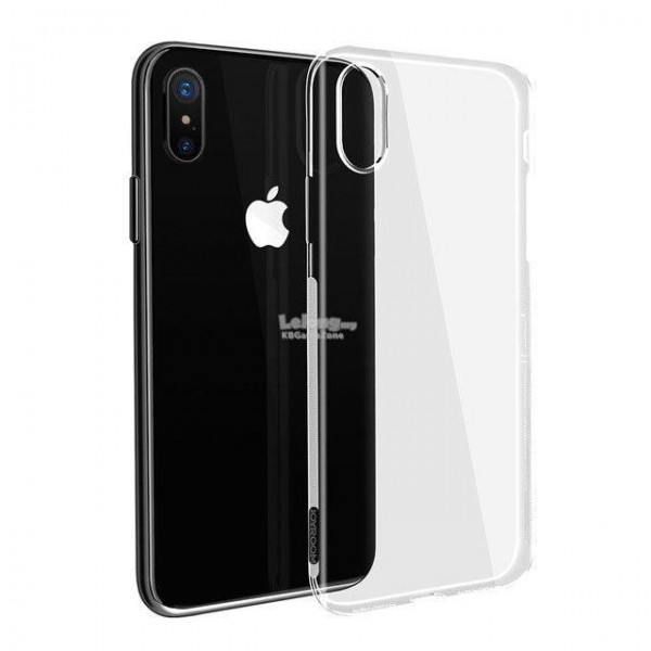 BUENOS iPhone 8 TPU Cover- Gennemsigtig