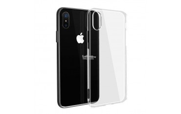 BUENOS iPhone X / XS TPU Cover -  Gennemsigtigt