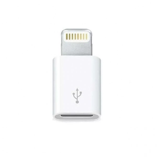 APPLE Lightning til microUSB Adapter