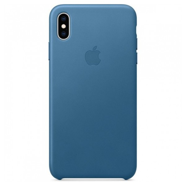 Original iPhone XS Max Læder Cover