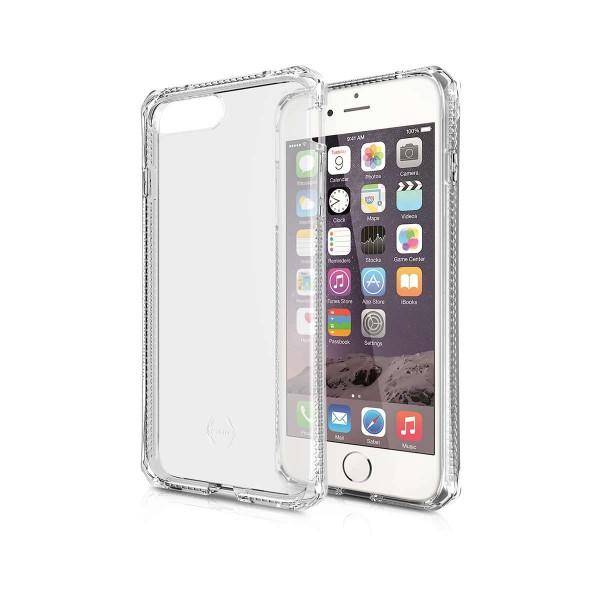 ITSKINS Antishock GelCase Cover til iPhone SE(2020) / 7 / 8 -  Gennemsigtigt
