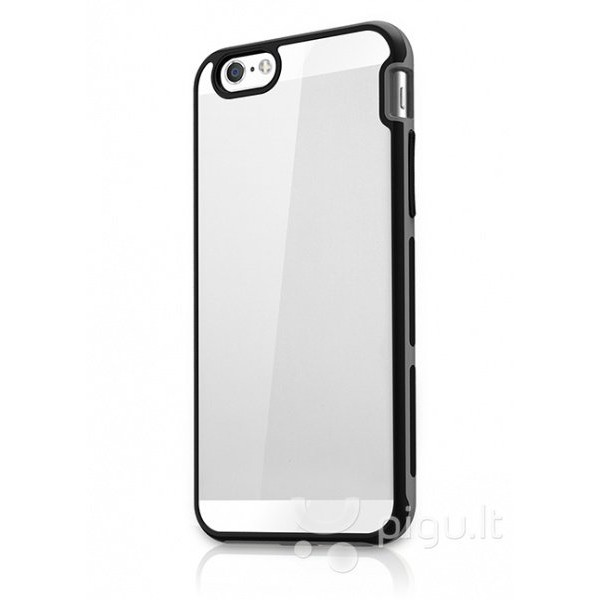 ITSKINS Antishock Duo Case Cover til iPhone SE(2020) / 7 / 8 -  Sølv/Sort