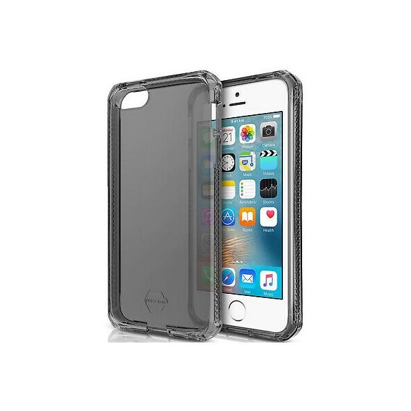 ITSKINS Antishock Gel Case Cover til iPhone SE(2020) / 7 / 8 -  Gennemsigtig