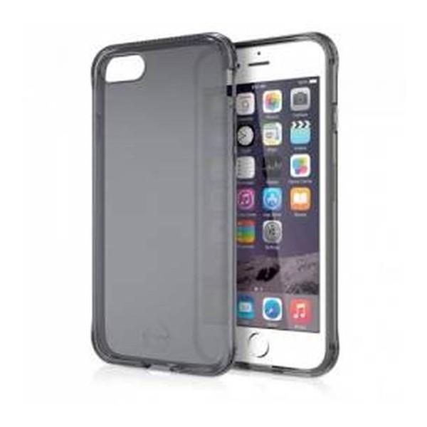 ITSKINS Antishock Gel Cover til iPhone SE(2.Gen) / 7 / 8 -  Gennemsigtig Grå