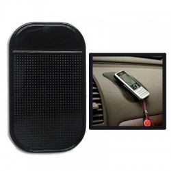 Car Magic Anti Slip Mat til iPhone (Sort)