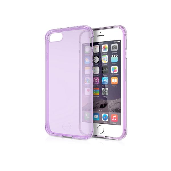 ITSKINS Antishock Gel Cover til iPhone SE(2.Gen) / 6S / 7 / 8 -  Gennemsigtig
