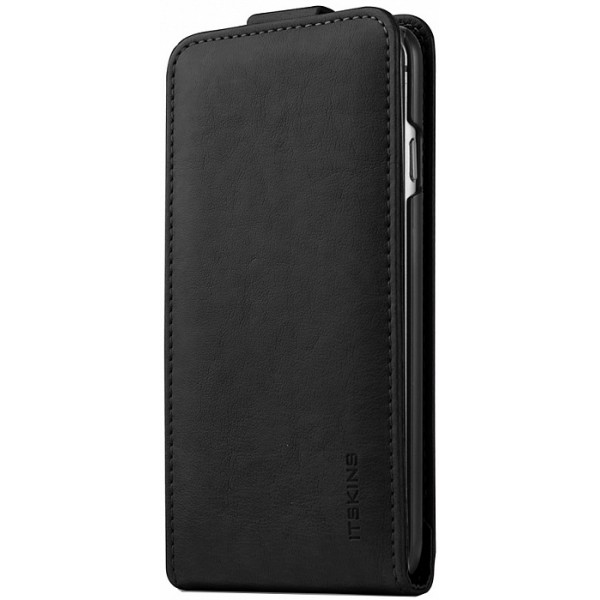 ITSKINS Flap Protection Etui til iPhone 6 / 6S -  Sort