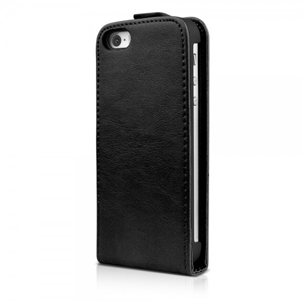 ITSKINS Flap Protection Etui til iPhone 6 -  Sort