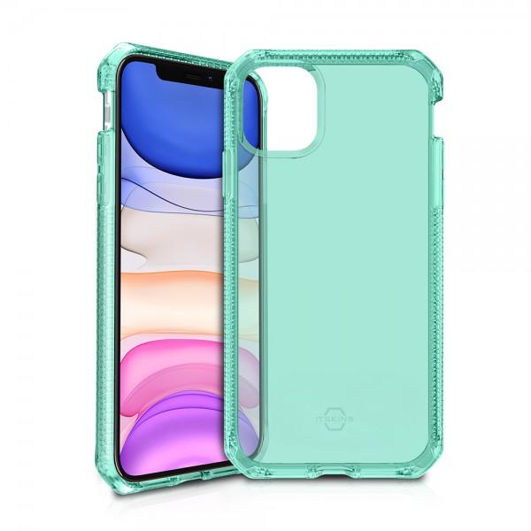 ITSKINS Spectrumclear Cover til iPhone X / XI -  Gennemsigtig Grøn