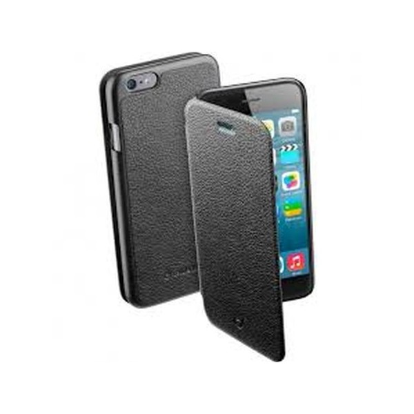 CELLULARLINE Book Essential Etui til iPhone 6 - Sort