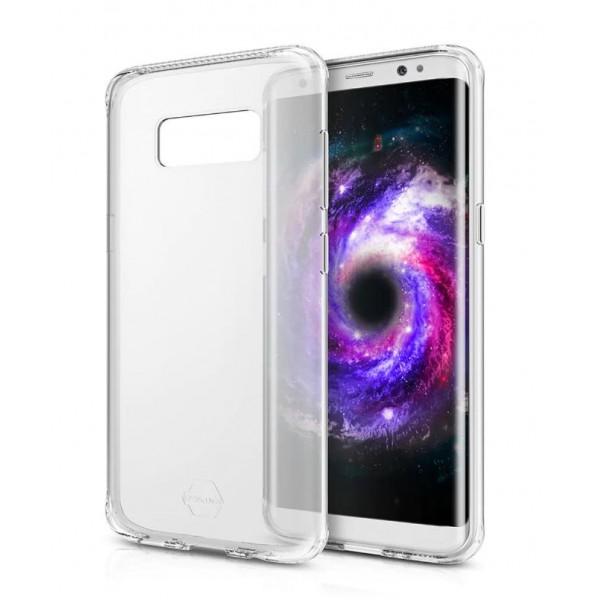 ITSKINS Slim Protect Gel Cover til Samsung Galaxy S8 Plus - Gennemsigtig