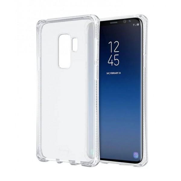 ITSKINS Slim Protect Gel Cover til Samsung Galaxy S9 - Gennemsigtig