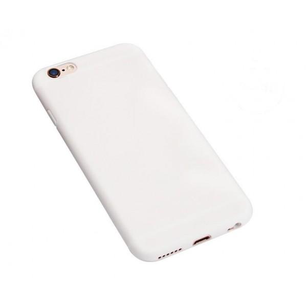 HOCO iPhone SE(2.Gen) / 7 / 8  Cover -  Hvid