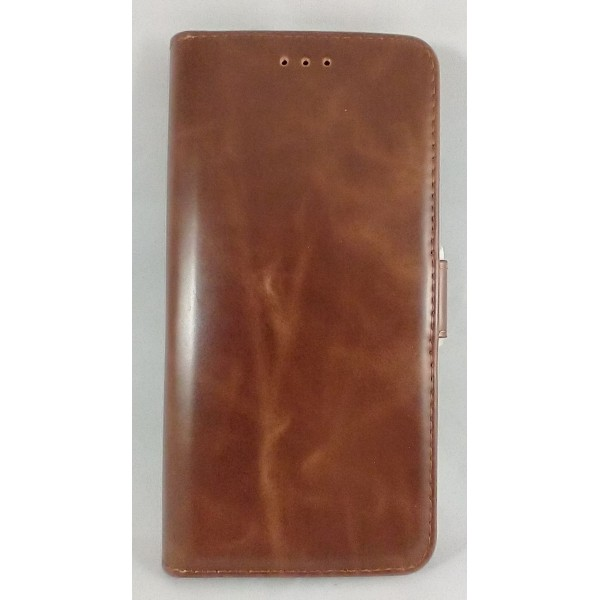 FASHION iPhone 7 Plus / 8 Plus PU Læder Etui - Brun