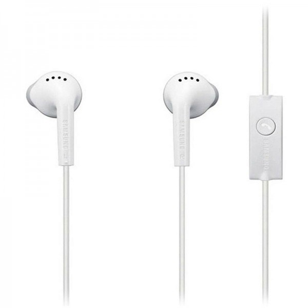 SAMSUNG Stereo Headset  - Hvid