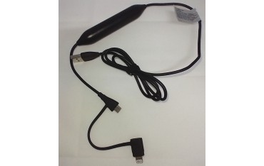 SILVERCREST 3-i-1 Powerbank med Lightning og Micro USB Datakabel