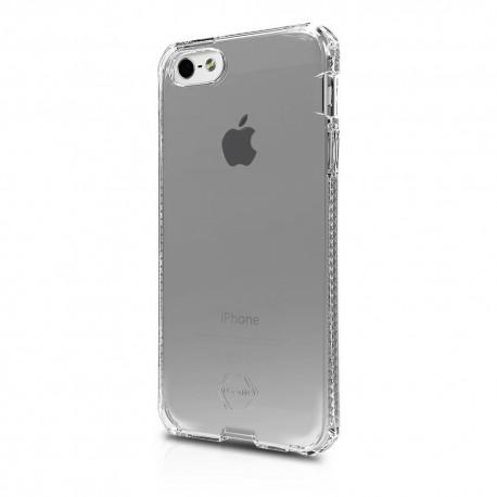 ITSKINS Antishock Duo Case Cover til iPhone SE(2020) / 7 / 8 -  Sølv/Sort
