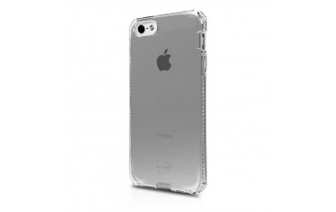 ITSKINS Ultraslim Design Case Cover til iPhone 5 / 5S / SE(1.Gen.)  -  Gennemsigtig