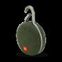 JBL Clip 3 Bærbar Bluetooth-højttaler - Forest Green
