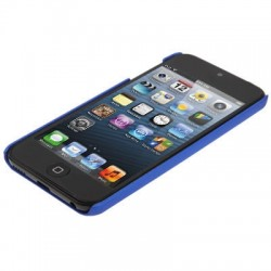 SGP Scrub Series Plastic Protective Case for iPod touch 5 (Blue)