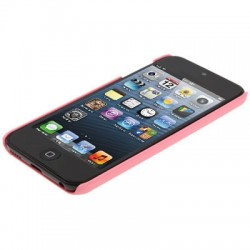 SGP Scrub Series Plastic Protective Case for iPod touch 5 (Pink)
