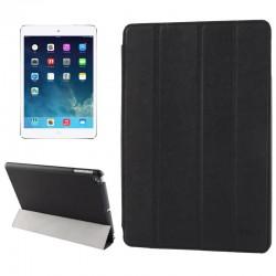 Belk Series 4-folding Slim Smart Cover med Sleep & Wake-up Funktion til iPad Air (Sort)
