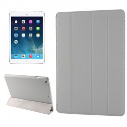 Belk Series 4-folding Slim Smart Cover med Sleep & Wake-up Funktion til iPad Air (Grå)