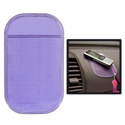Car Magic Anti Slip Mat til iPhone (Purple)