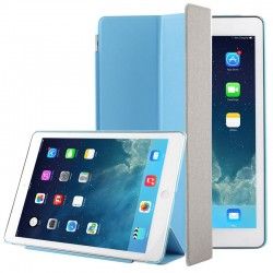 "Smart Cover / Etui med ""Sleep & Wake-up"" funktion til iPad Air (Blå)"