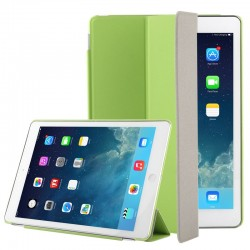 "Smart Cover / Etui med ""Sleep & Wake-up"" funktion til iPad Air (Grøn)"