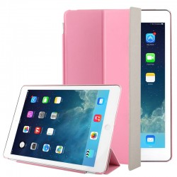 "Smart Cover / Etui med ""Sleep & Wake-up"" funktion til iPad Air (Pink)"