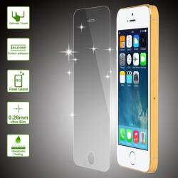 iPhone SE/5S/5C/5 LOPURS Beskyttelsesglas 0.26mm