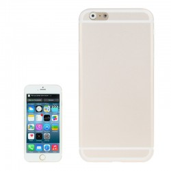 0.3mm Ultra-thin Polycarbonate Material PC Protection Shell til iPhone 6, Transparent Version / Matte Edition(Transparent)