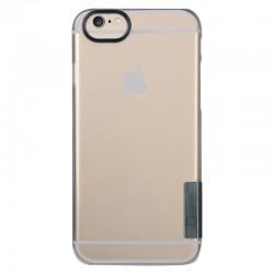 Baseus Ultra-tynd Gennemsigtig Plastik Cover til iPhone 6 (Sort)