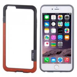 Bumper (To-Farver) til iPhone 6 (Hvid+Sort)