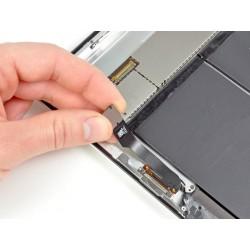 Udskiftning af iPad 3 Dock Connector (Lade-stik)