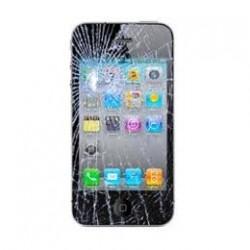 Udskiftning af iPhone 4S LCD Display inkl. Touch Skærm (Sort)
